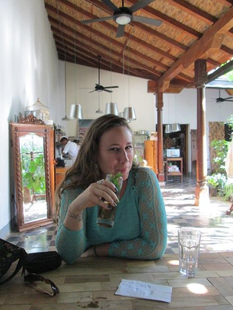 Café Espessionista - Granada, Nicaragua